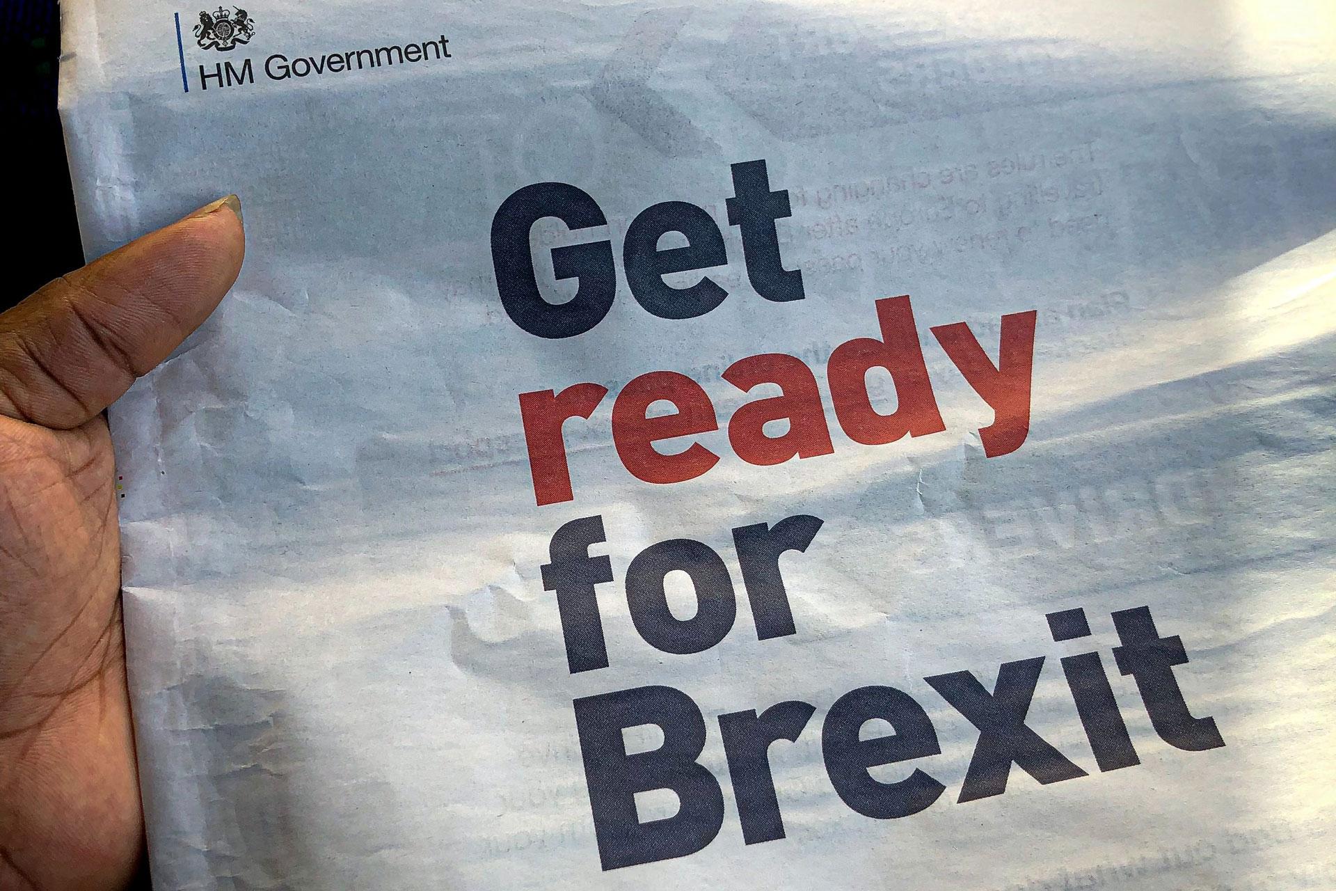 Brexit reminders